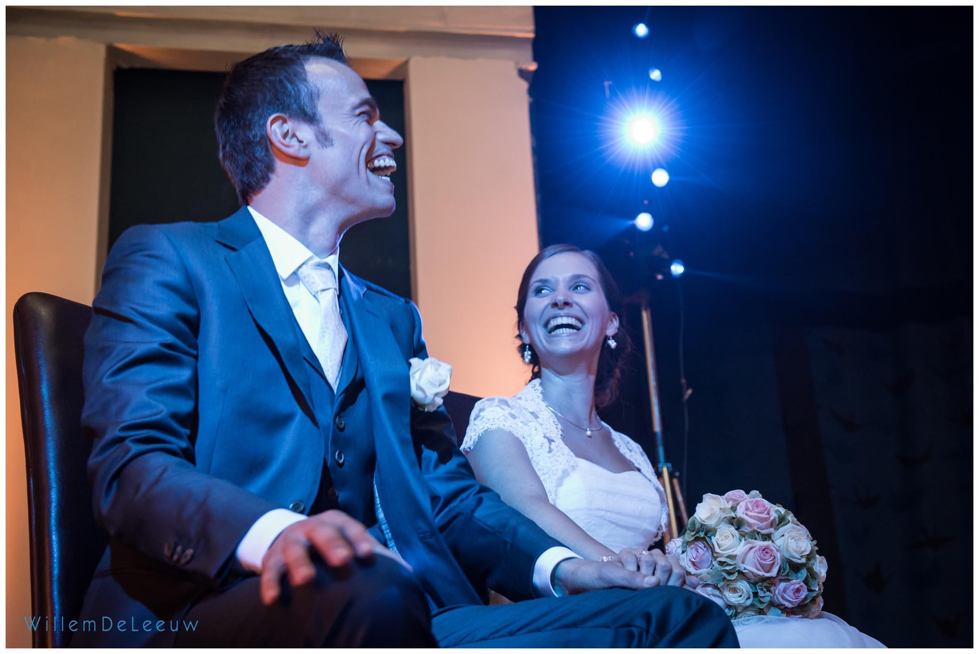 huwelijksreportage zoals het is Willem De Leeuw