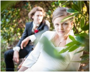 mooie bruidsfoto Willem De Leeuw