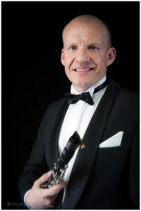 portret klarinetist WillemDeLeeuw