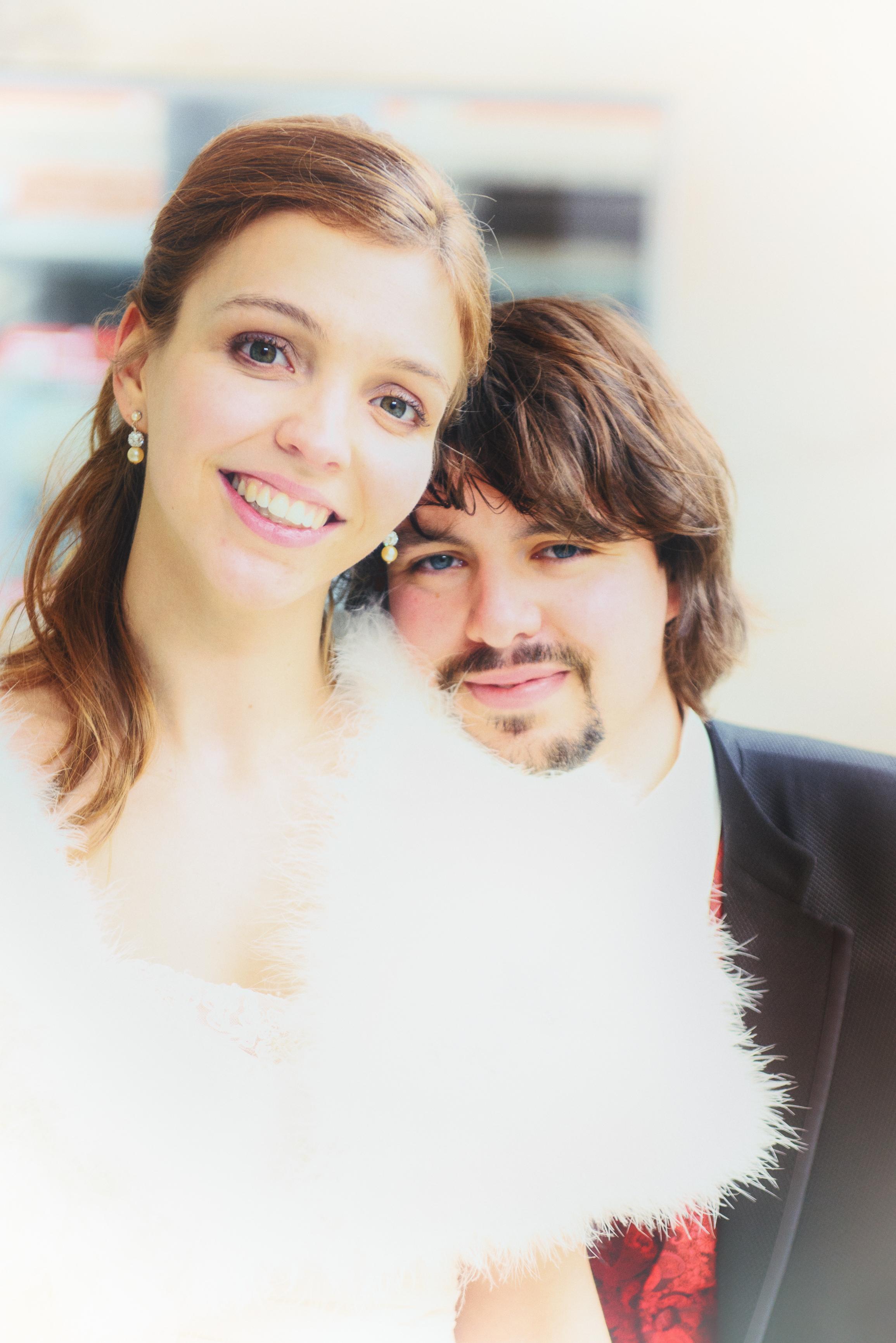 stralende bruid Willem De Leeuw trouwreportage